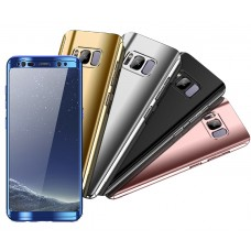 Samsung Galaxy Note 8 Ultra Thin Bling Mirror 360 Rotation Phone Case