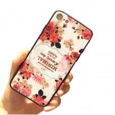 Huawei Y9 2018 Cute 3D Emboss Cartoon Patterned Phone Case