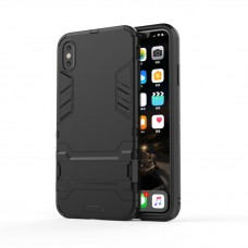 iPhone XS / XS Max Armor With Shockproof / Kickstand Phone Case