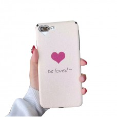 iPhone X Be Loved Heart Soft TPU Phone Case