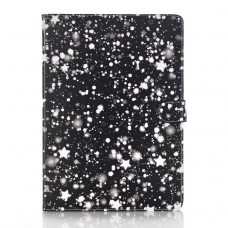 iPad Magnetic Starry Sky Flipstand Leather Case
